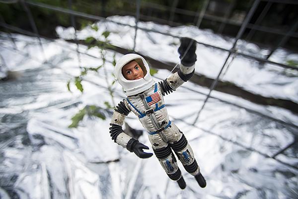 Zero gravity bites.